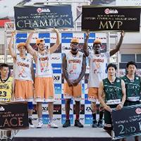 立川初の3人制プロバスケットボールチーム TACHIKAWA DICE 劉生琢行氏